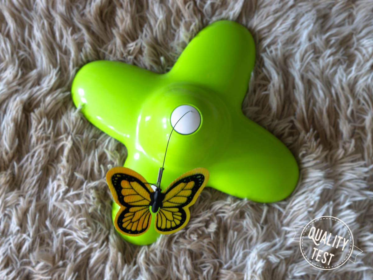 funnybutterfly - 7 zabawek, które Twój kot (być może) pokocha!