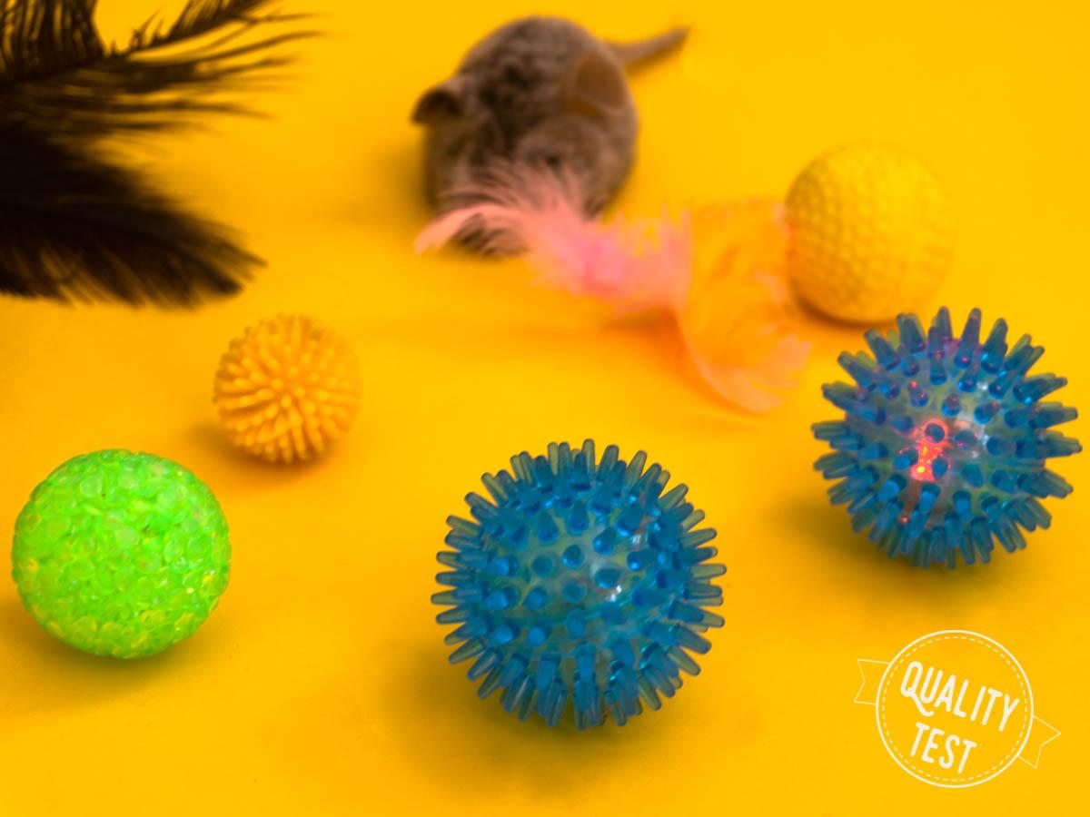 pilkidlakotow - 7 zabawek, które Twój kot (być może) pokocha!