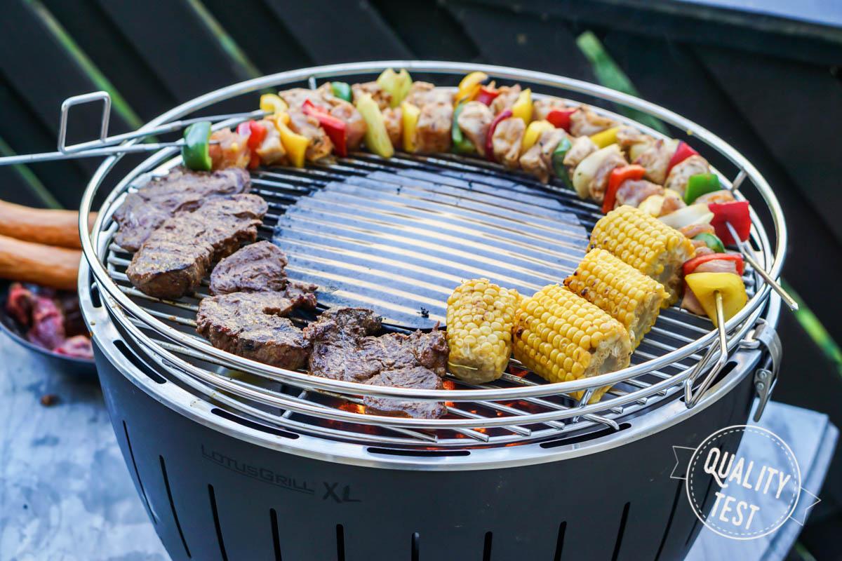 04 Grill 4 - Nowoczesne grillowanie - od przepisów po zastawę