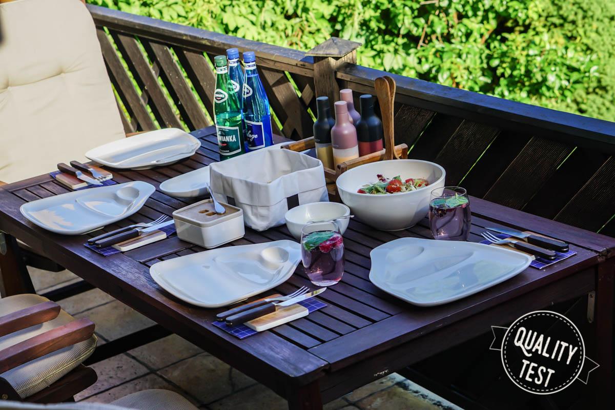 19 grill na tarasie - Nowoczesne grillowanie - od przepisów po zastawę