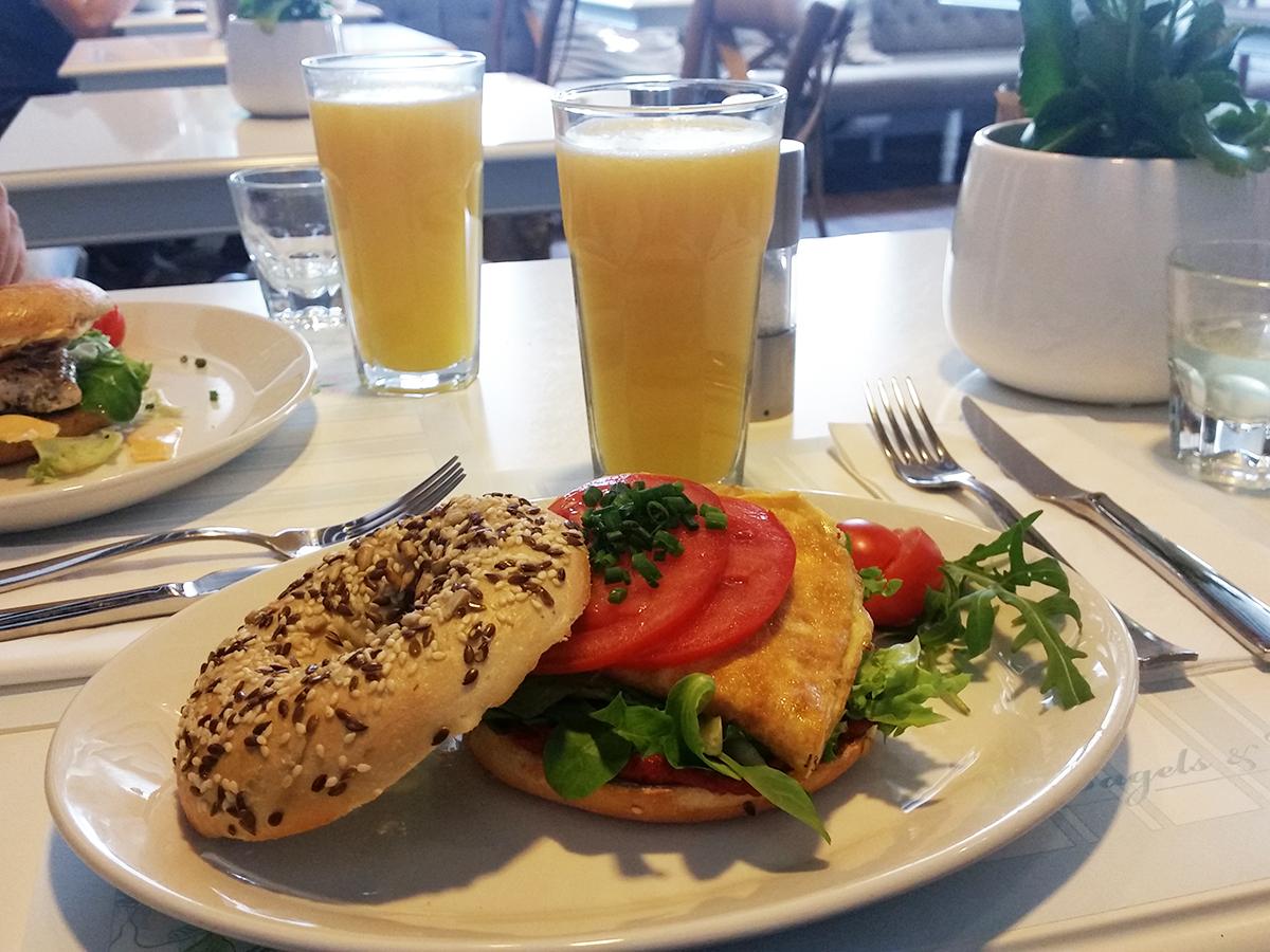 bagelsfriends 10 - Bagels & Friends - najlepsze śniadania po dwunastej