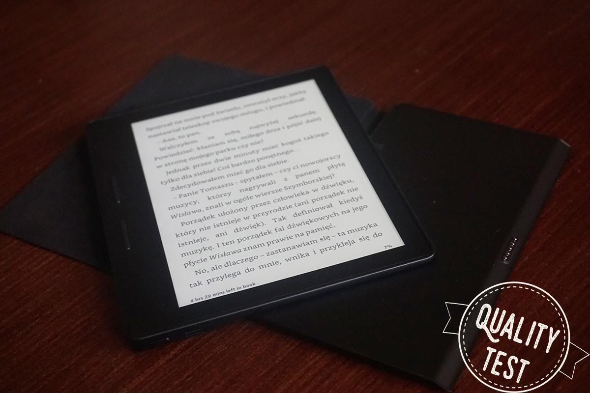 kindle6 - Jaki czytnik wybrać i dlaczego Kindle?