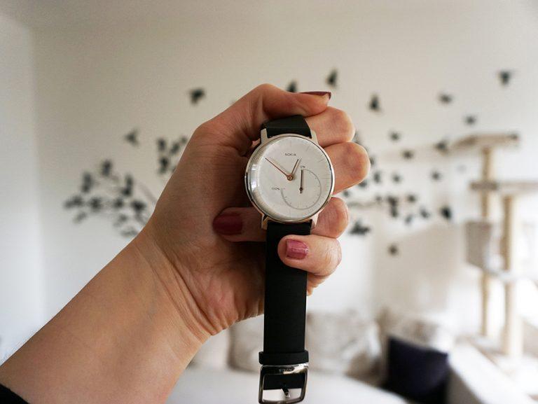 nokia4a 768x577 - Nokia Health - smartwatch i waga inne niż wszystkie