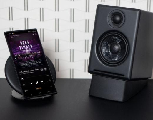 Audioengine A2 Wireless 520x410 - Aktywne głośniki Audioengine A2+ – Hi-Fi na Twoim biurku