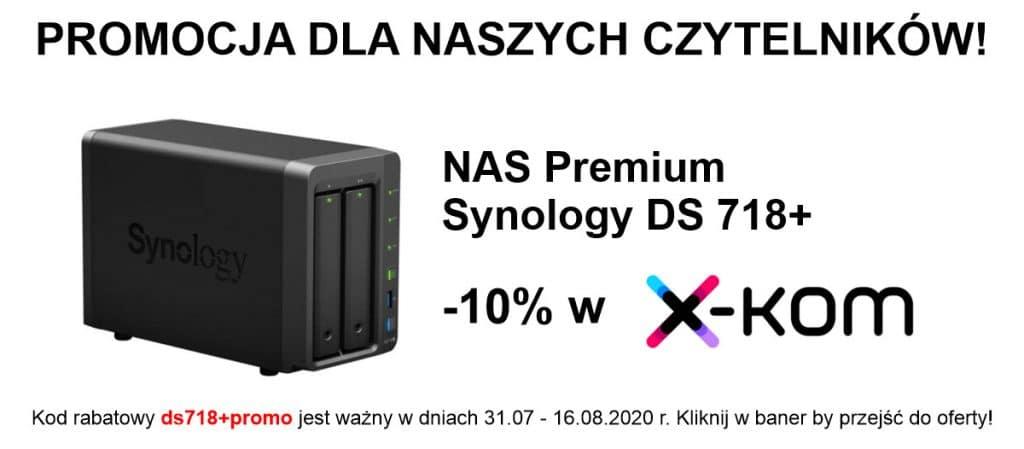 Baner 1 1024x449 - NAS Synology – zalety prywatnej chmury w firmie i domu