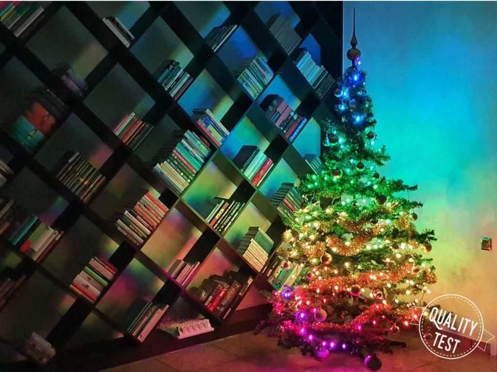 Choinka 1 1024x768 - Inteligentne lampki choinkowe Twinkly