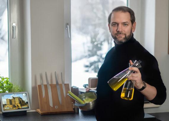Designerskie gadzety kuchenne 1 570x410 - Designerskie gadżety kuchenne - 10 sprawdzonych rozwiązań, które ułatwią Ci życie