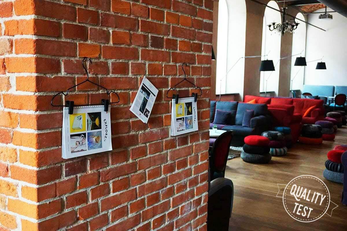 Hotel Andels Lodz 16 - Andel's Hotel – nasze ulubione miejsce w Łodzi