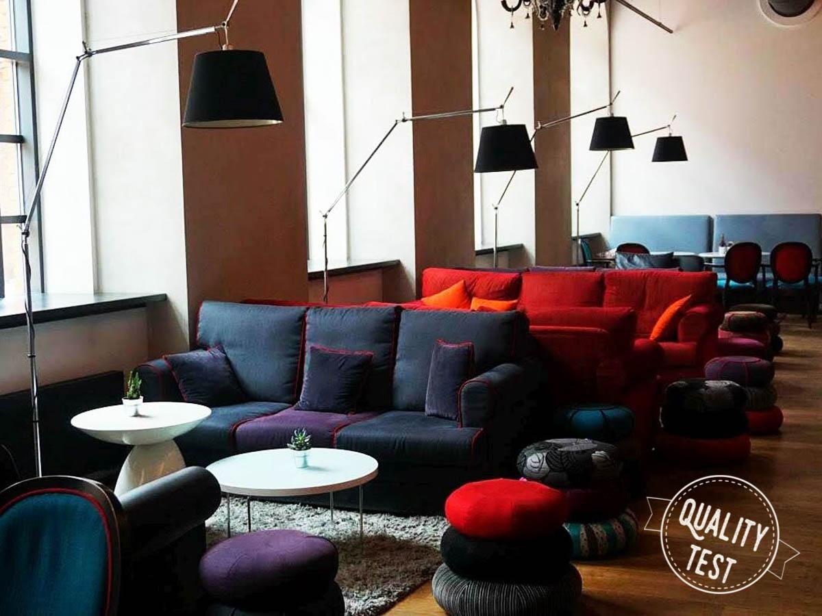 Hotel Andels Lodz 19 - Andel's Hotel – nasze ulubione miejsce w Łodzi