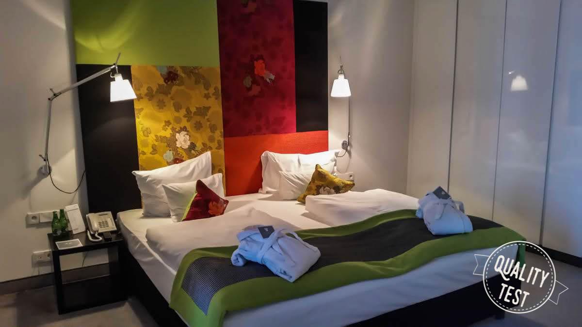 Hotel Andels Lodz 2 - Andel's Hotel – nasze ulubione miejsce w Łodzi