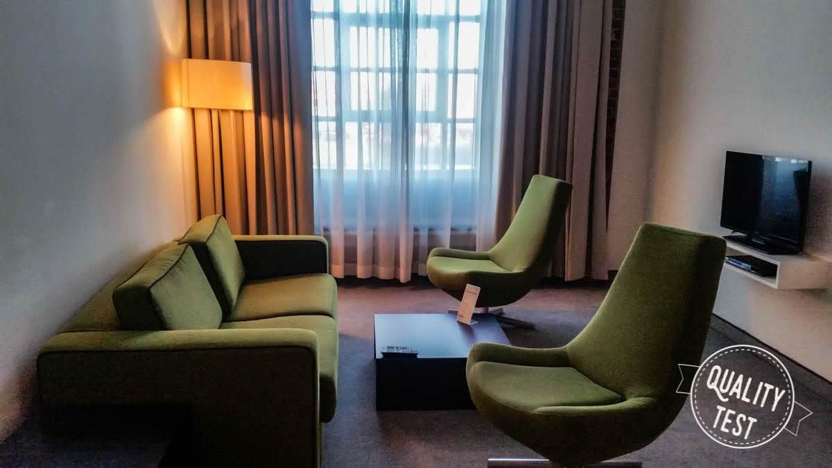 Hotel Andels Lodz 3 - Andel's Hotel – nasze ulubione miejsce w Łodzi