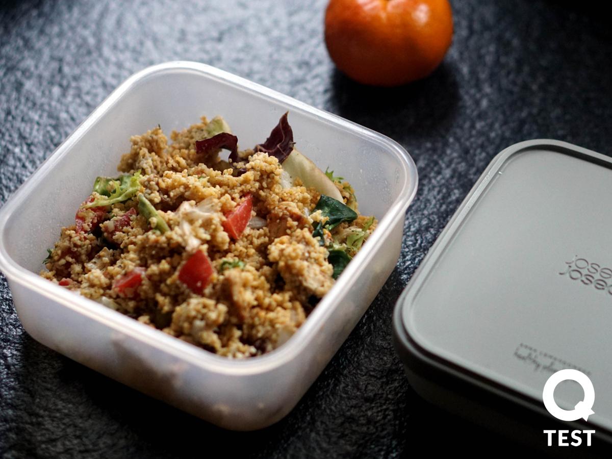 Joseph Joseph Eat To Go Lunch do pracy - Wyprawka do pracy lub szkoły - zero waste poza domem