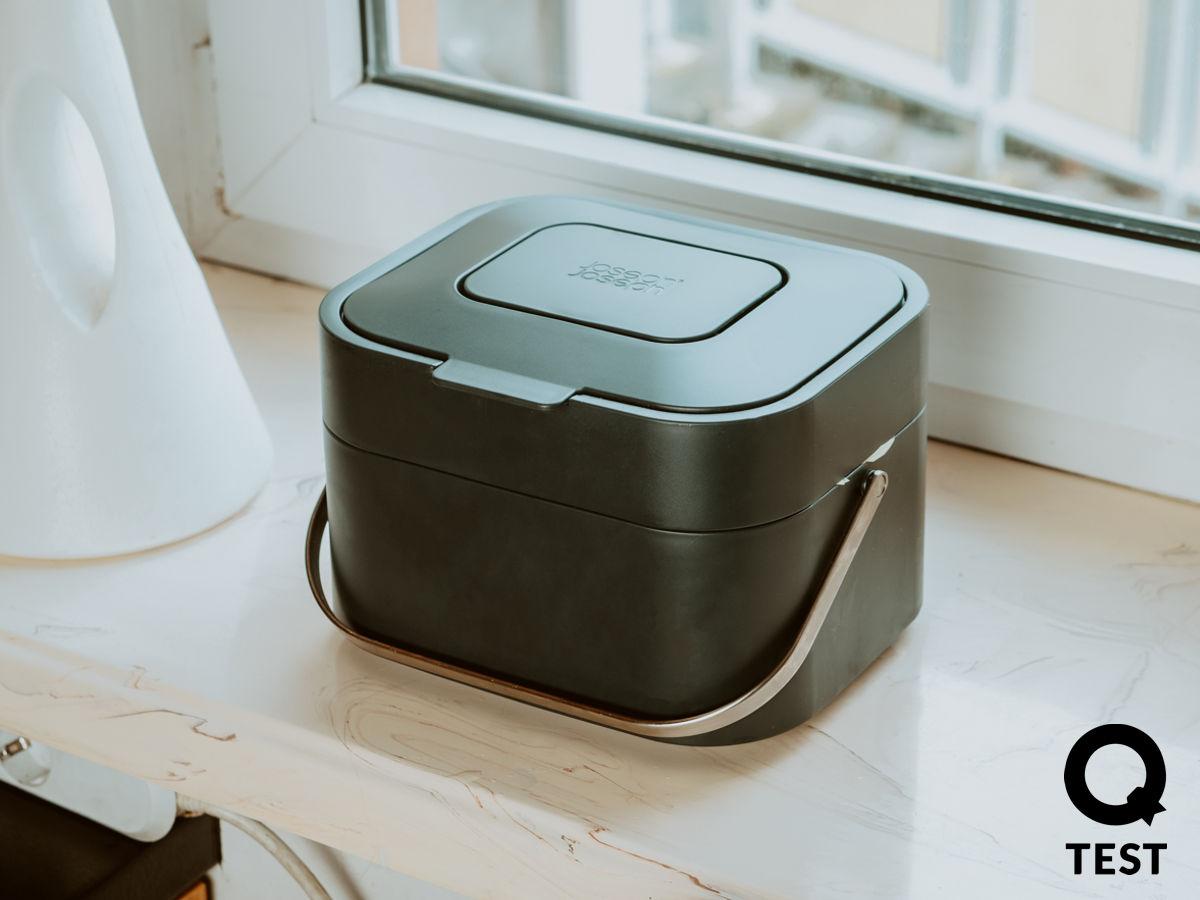 Kompostownik domowy Joseph Joseph Stack - Designerskie gadżety kuchenne - 10 sprawdzonych rozwiązań, które ułatwią Ci życie