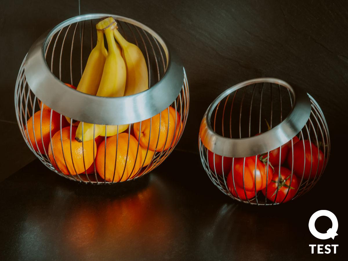 Kosz na owoce WMF Lounge Living - Designerskie gadżety kuchenne - 10 sprawdzonych rozwiązań, które ułatwią Ci życie