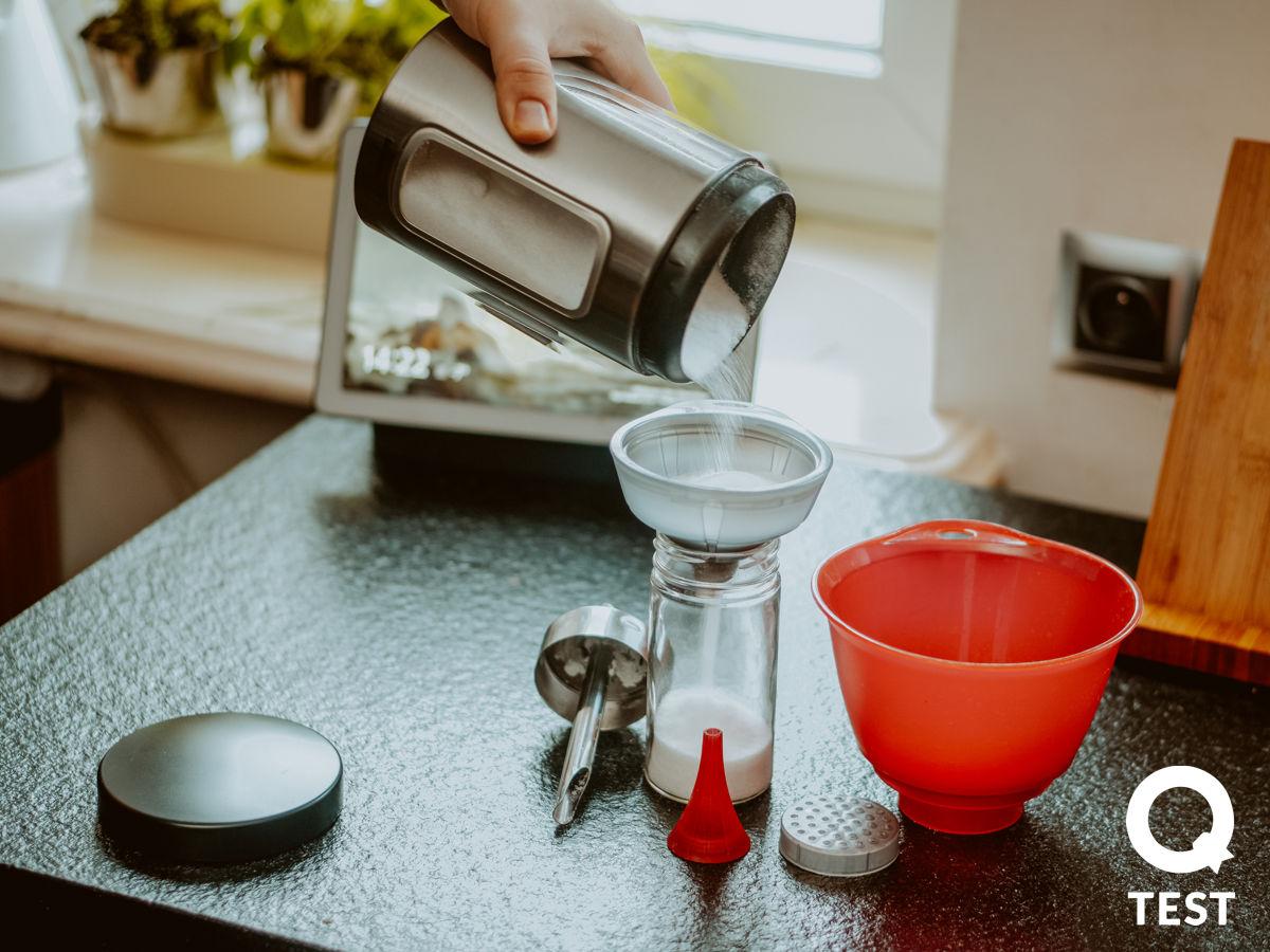 Lejek 3 w 1 Cusipro - Designerskie gadżety kuchenne - 10 sprawdzonych rozwiązań, które ułatwią Ci życie