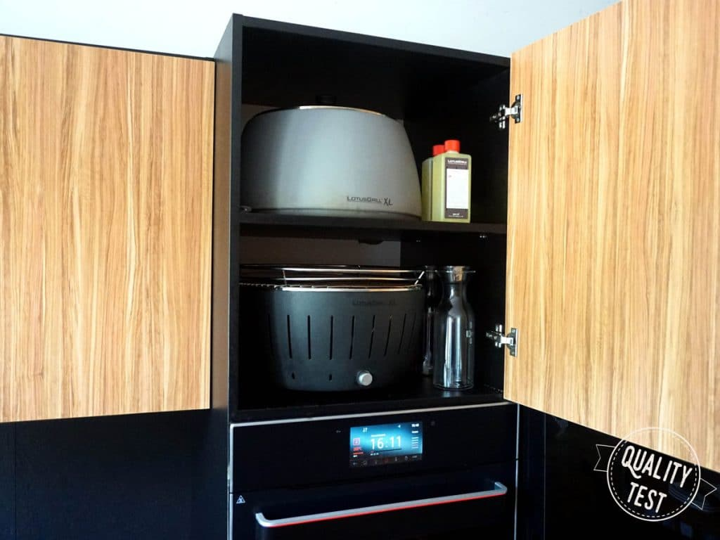 LotusGrill w kuchni 1024x768 - LotusGrill – Innowacyjny grill na każdą pogodę