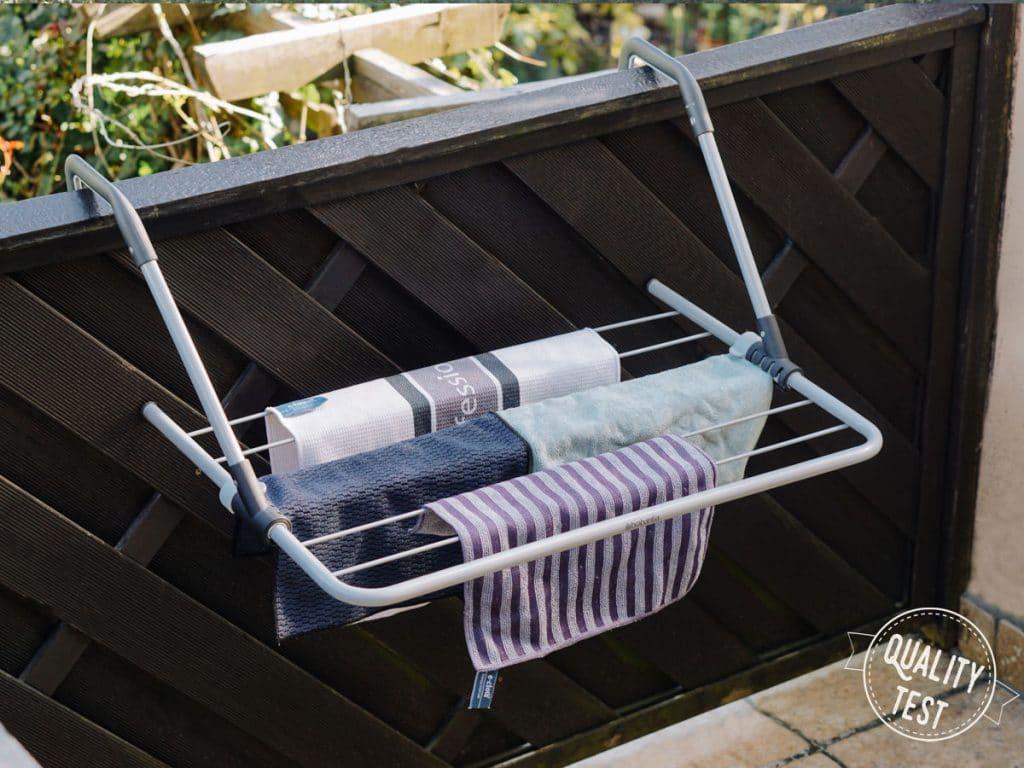 Mini suszarka na pranie Brabantia 1024x768 - Wygodne pranie z Brabantia