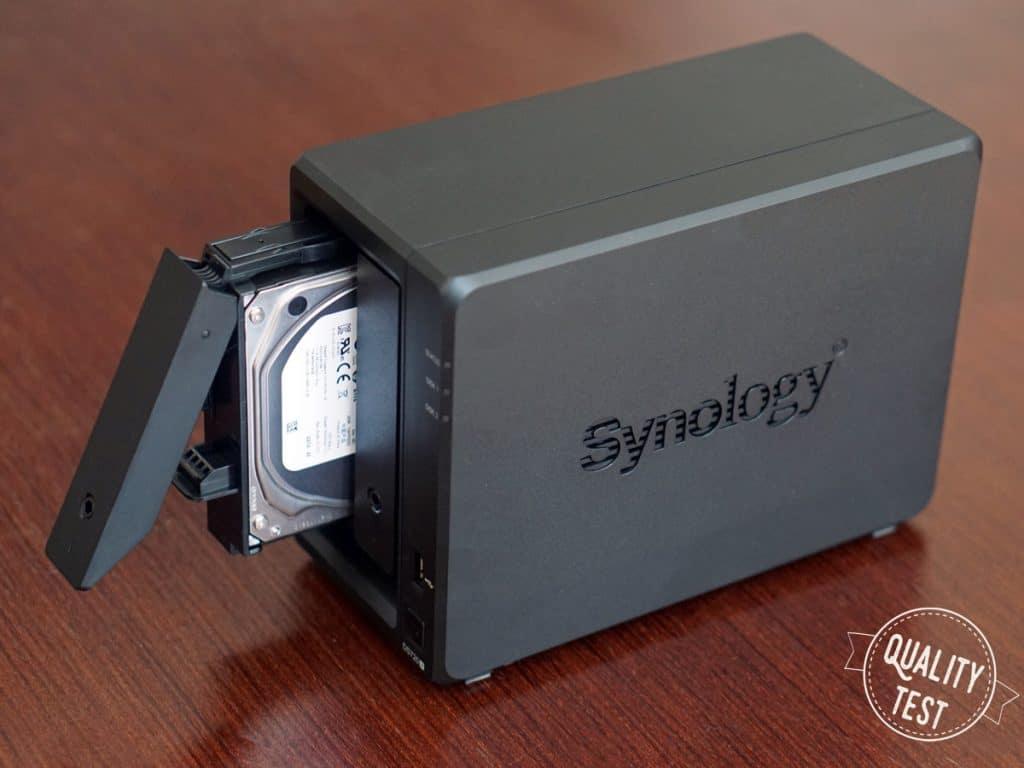 NAS Synology DS 720dyski 1024x768 - NAS Synology – zalety prywatnej chmury w firmie i domu