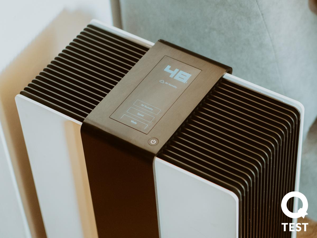 Nawilzacz powietrza Stadler Form Robert wyswietlacz - Stadler Form – czyste powietrze, czysta forma i szwajcarska precyzja