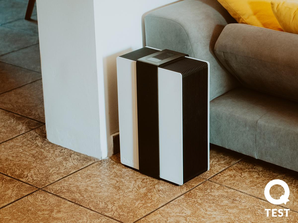 Nawilzacz powietrza Stadler Form Robert - Stadler Form – czyste powietrze, czysta forma i szwajcarska precyzja
