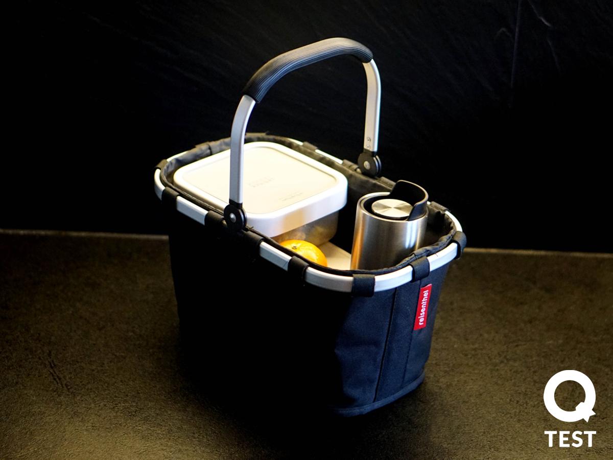 Reisenthel Carrybag XS - Wyprawka do pracy lub szkoły - zero waste poza domem