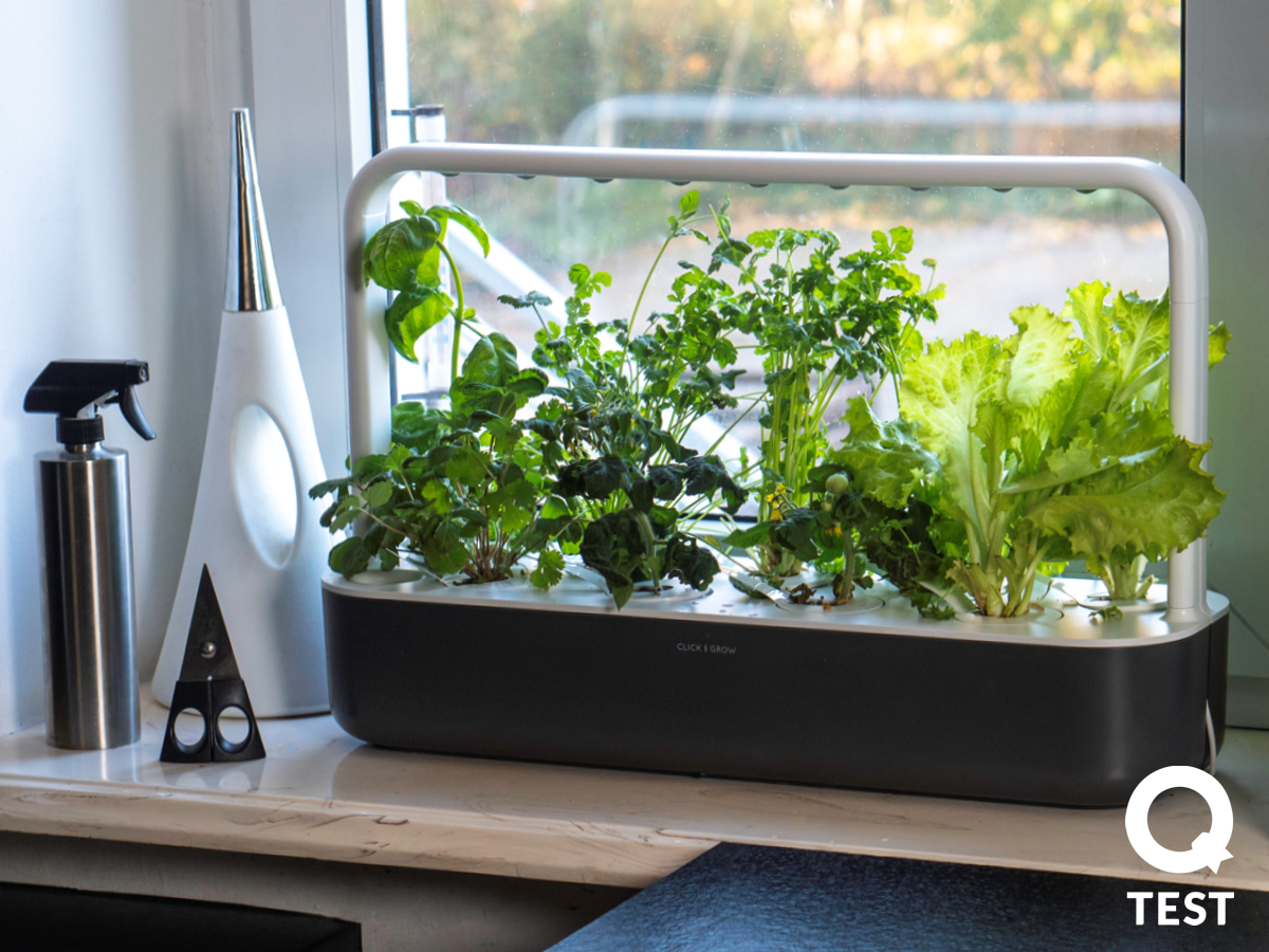 Smart Garden Click & Grow inteligentna doniczka