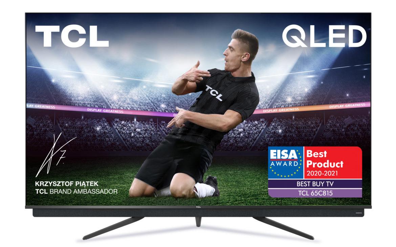 TCL C81 HERO IMAGE piatek2 1 1170x730 - Telewizor TCL C815 – Bardzo Smart TV w naszym salonie