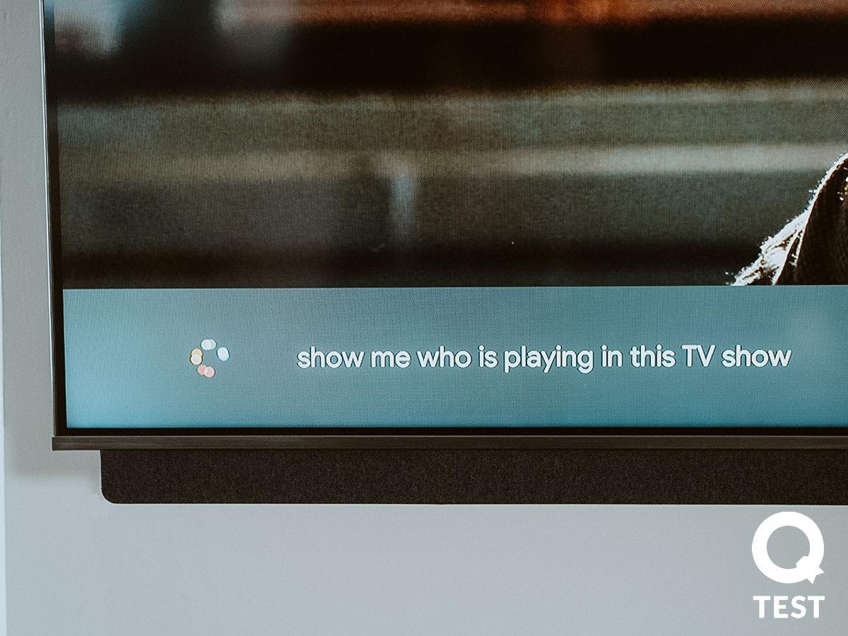 Telewizor TCL 55C815 Asysten Google - Telewizor TCL C815 – Bardzo Smart TV w naszym salonie