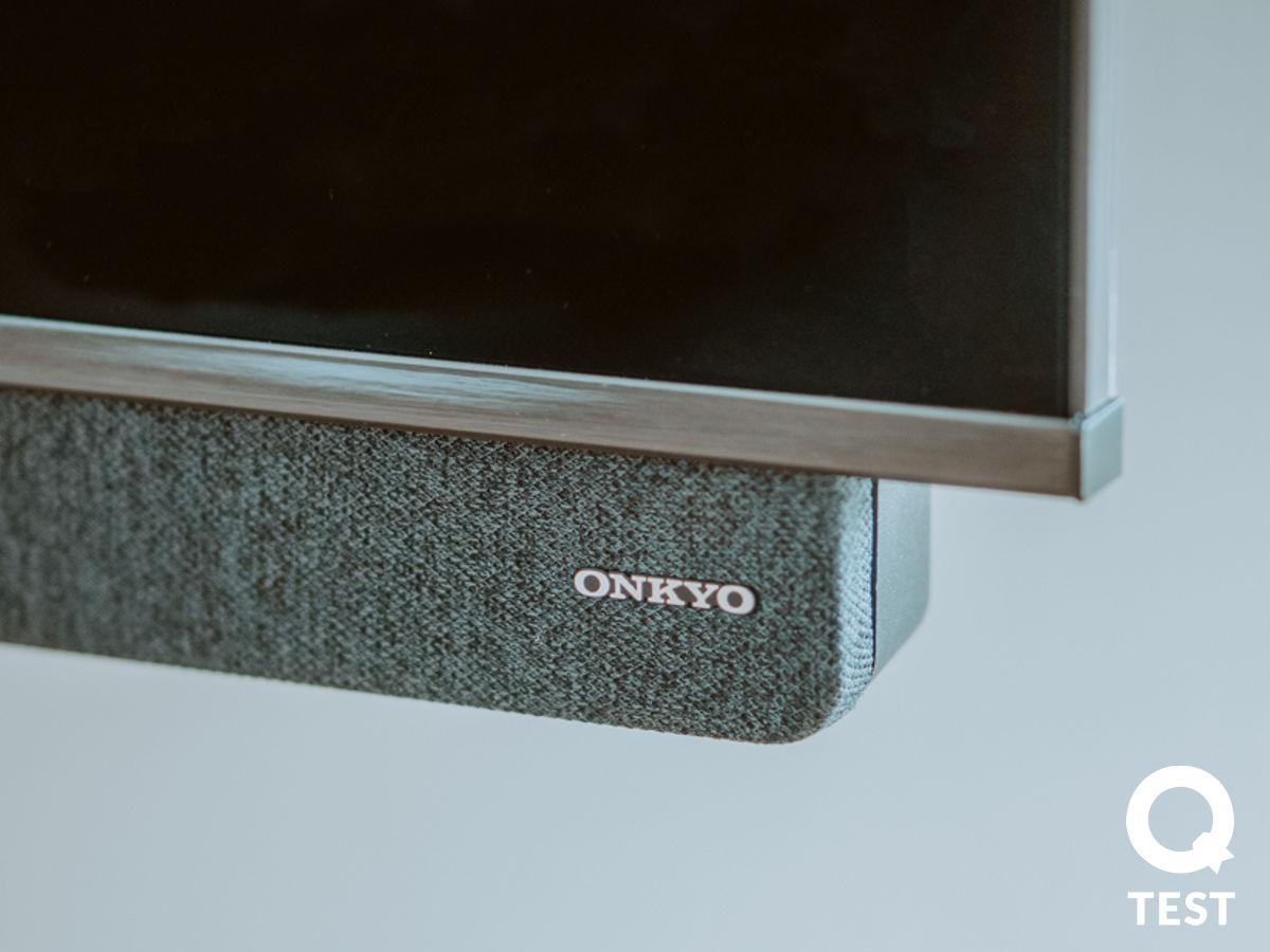 Telewizor TCL 55C815 soundbar Onkyo - Telewizor TCL C815 – Bardzo Smart TV w naszym salonie