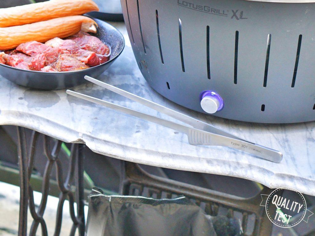 Type 301 szczypce 1024x768 - Chroma Type 301 – idealne noże do Twojej kuchni