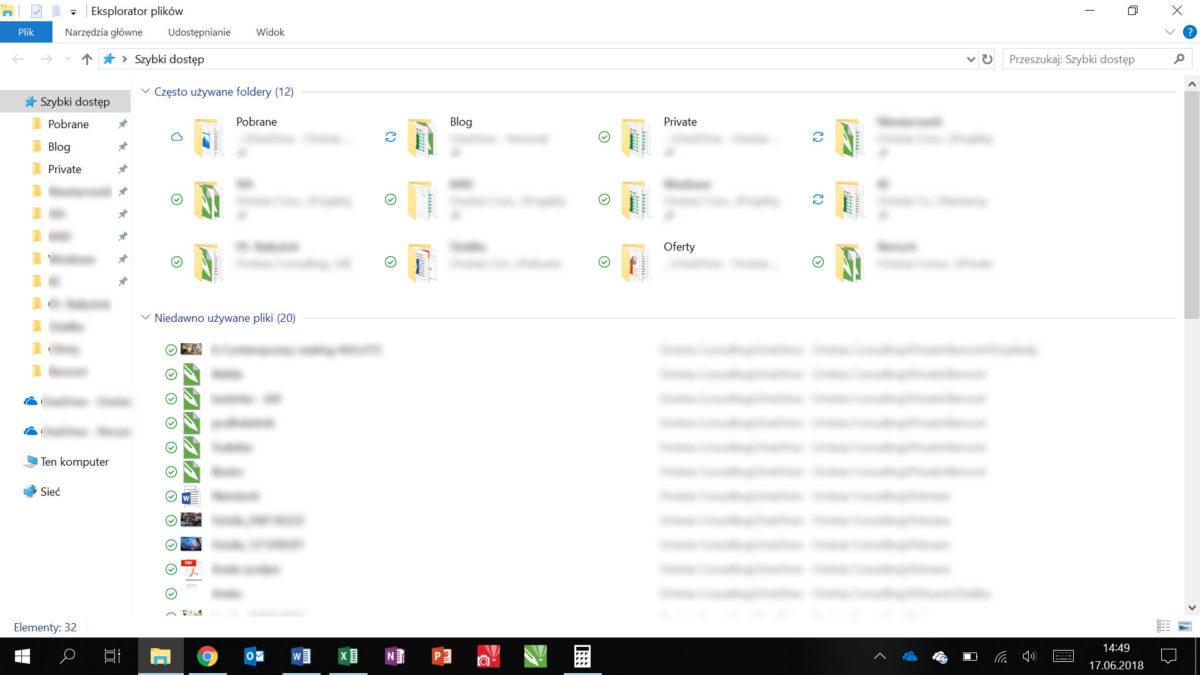 Windows Eksplorator - Pracuj wydajniej, czyli optymalizacja Windows 10
