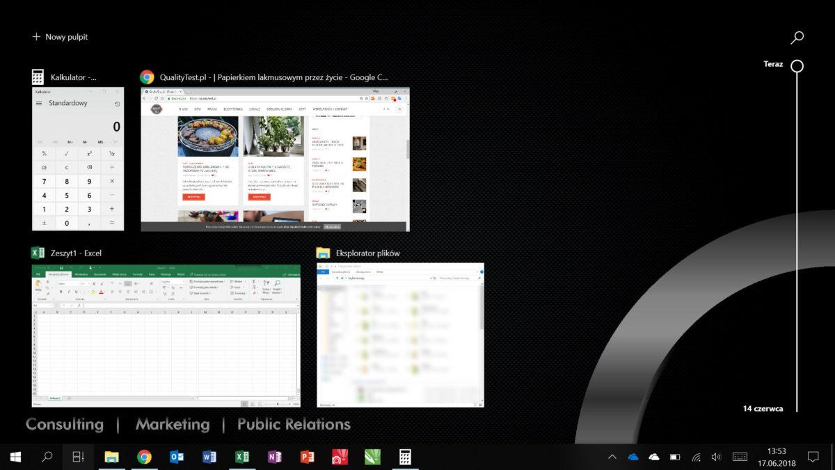 Windows WIN ALT - Pracuj wydajniej, czyli optymalizacja Windows 10