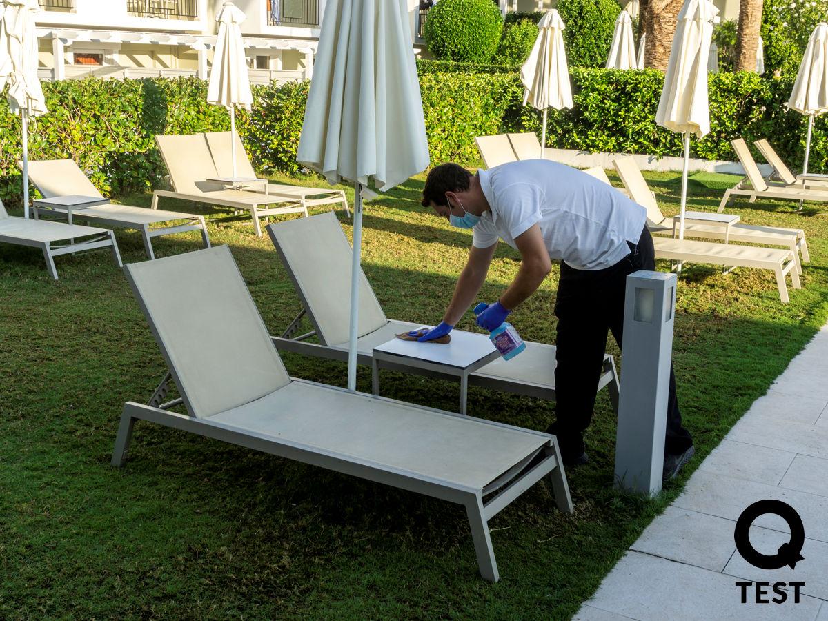 Zante Park Resort dezynfekcja - ZANTE PARK RESORT & SPA – ODPOCZYNEK ALL INCLUSIVE
