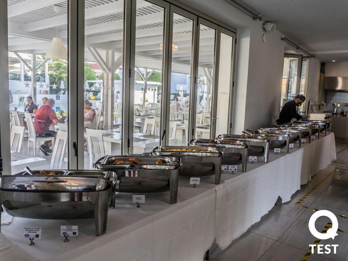 Zante Park Resort jedzenie - ZANTE PARK RESORT & SPA – ODPOCZYNEK ALL INCLUSIVE
