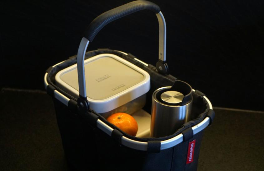 Wyprawka do pracy lub szkoły – zero waste poza domem