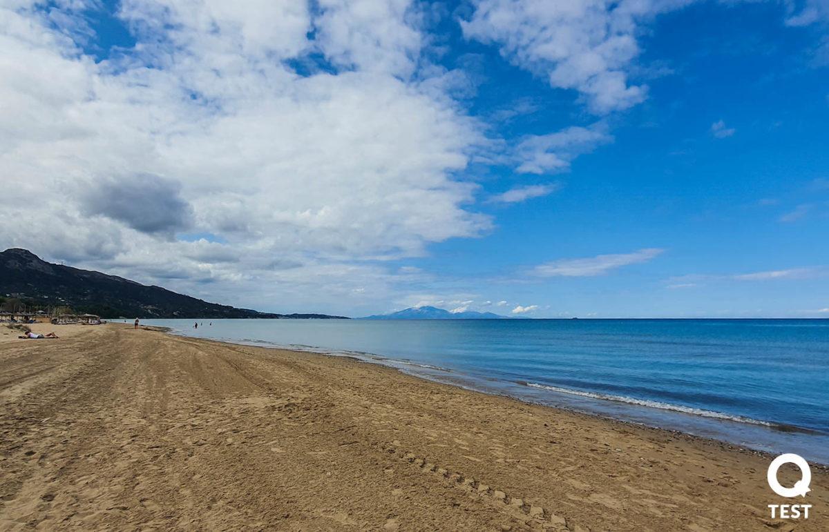 banana beach 2 - Zakynthos – co warto zobaczyć na wakacjach w grecji?