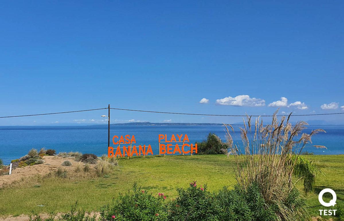 banana beach - Zakynthos – co warto zobaczyć na wakacjach w grecji?