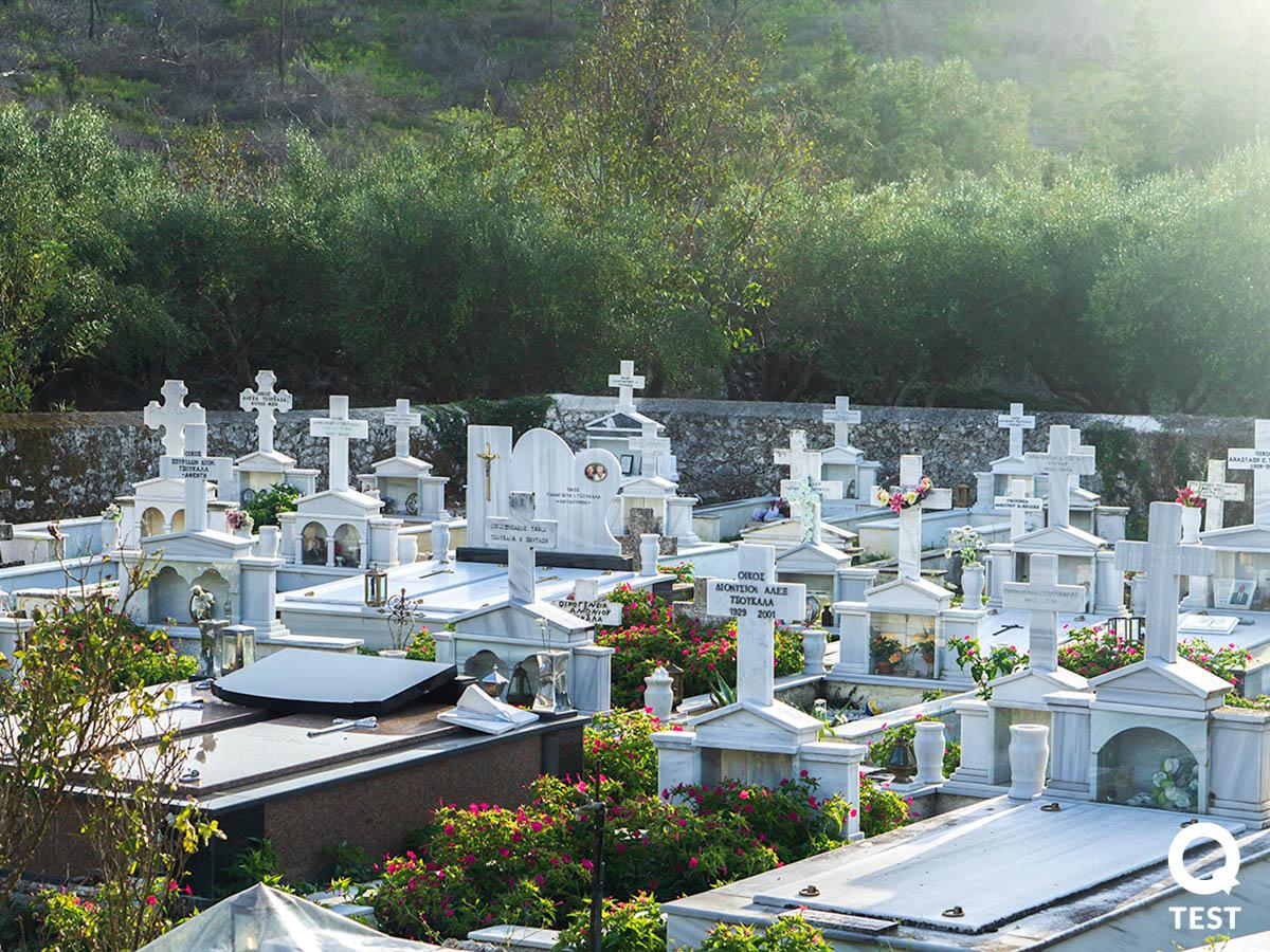 klasztor anafonitria cmentarz - Zakynthos – co warto zobaczyć na wakacjach w grecji?