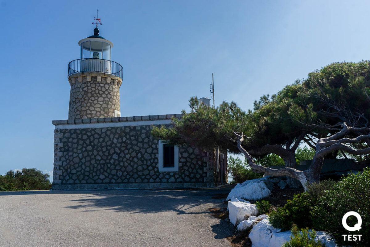 latarnia skinari - Zakynthos – co warto zobaczyć na wakacjach w grecji?