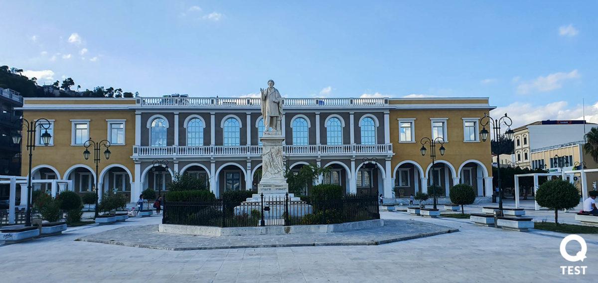 miasto zakynthos 2 - Zakynthos – co warto zobaczyć na wakacjach w grecji?