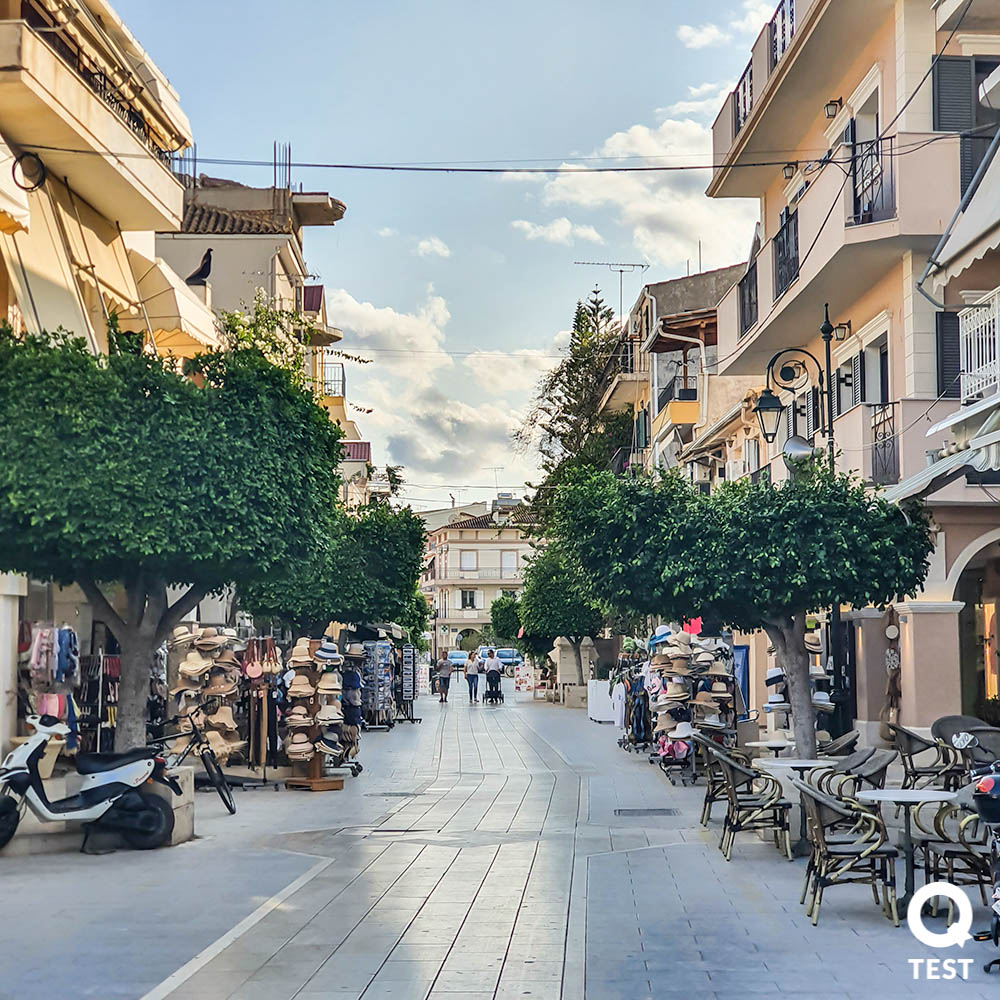 miasto zakynthos 4 - Zakynthos – co warto zobaczyć na wakacjach w grecji?