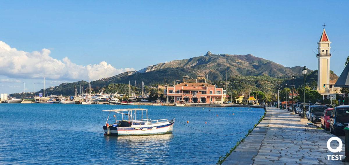 miasto zakynthos 5 - Zakynthos – co warto zobaczyć na wakacjach w grecji?