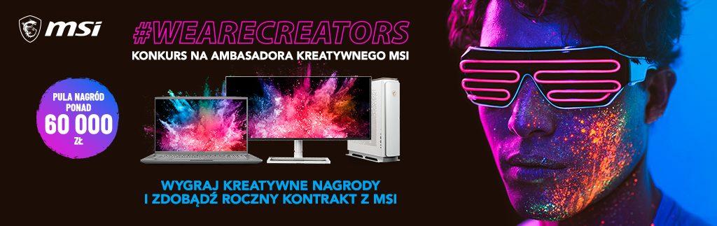 msi wearec 1024px - Monitor UltraWide MSI Prestige PS341WU – świetne rozwiązanie dla twórców i managerów