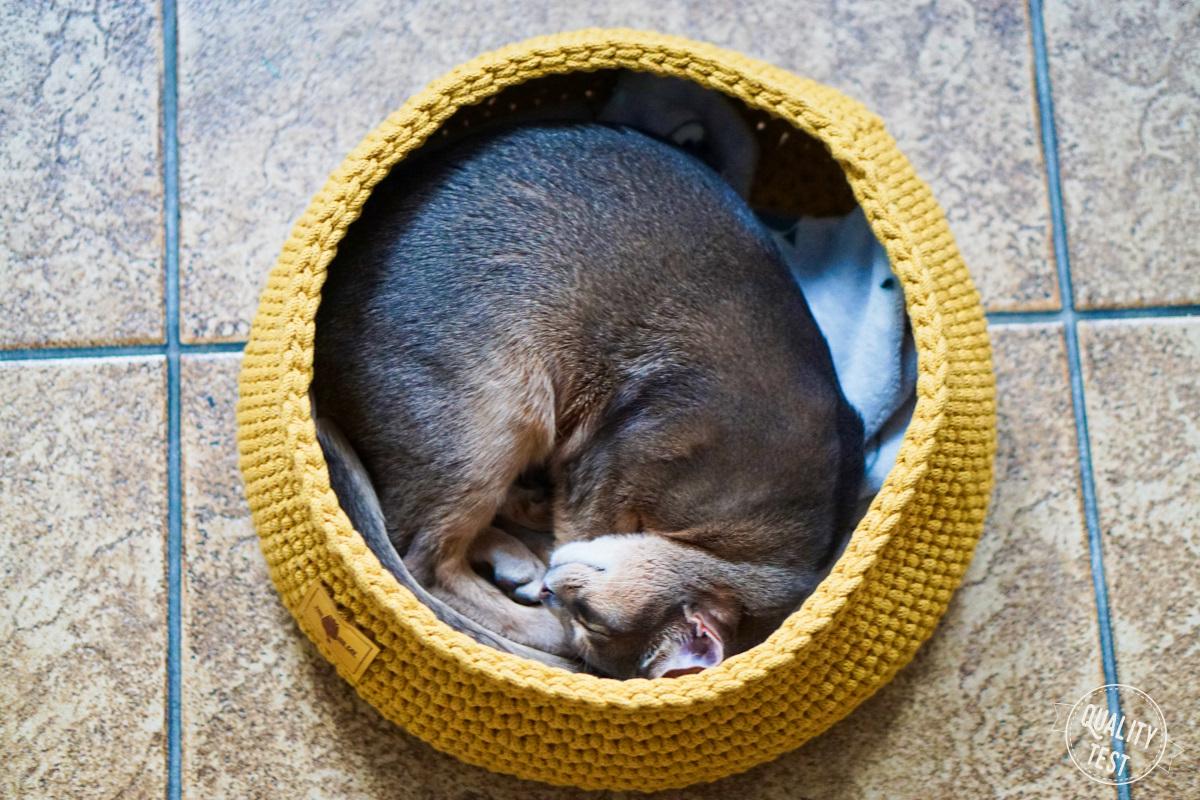 the miss cat legowisko dla kota 25 - THE MISS CAT - przytulne legowisko dla kota