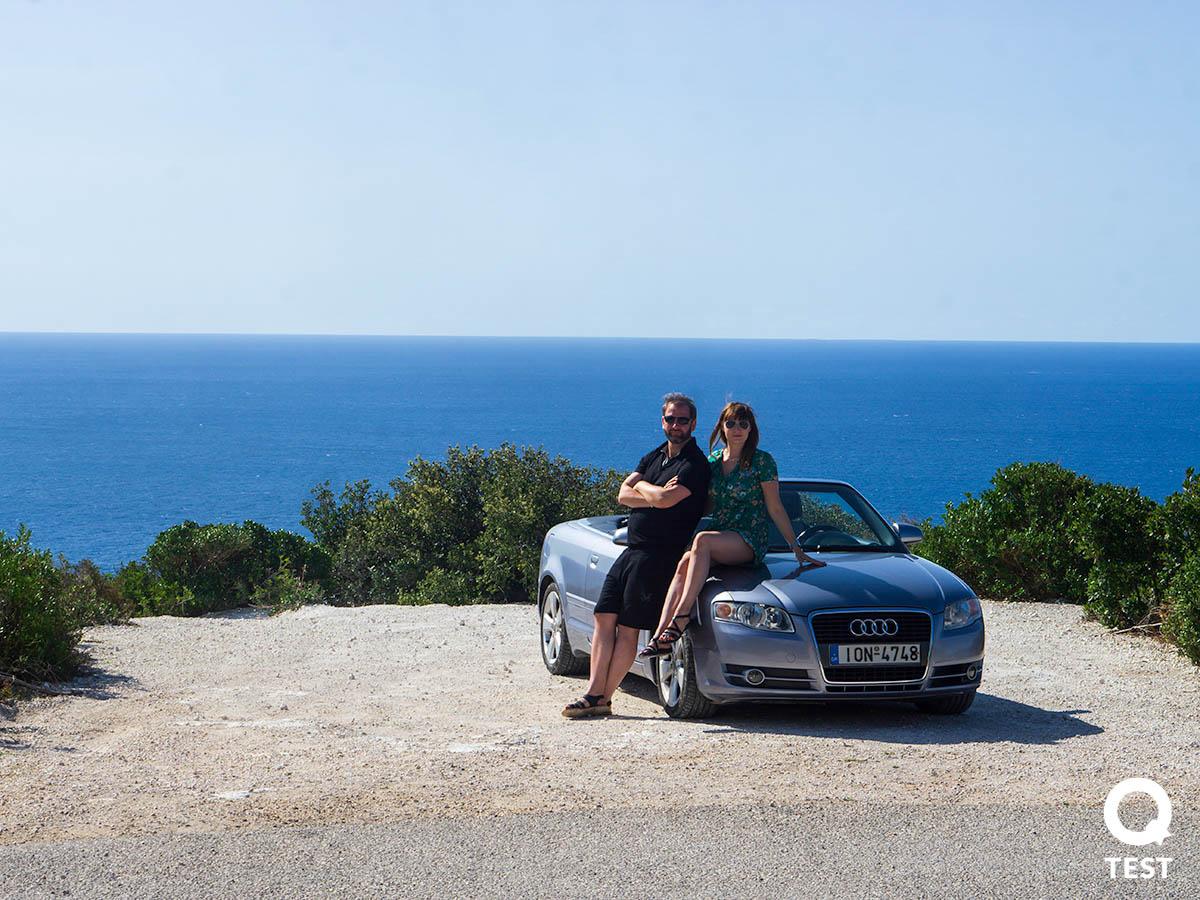 zakynthos cabrio - Zakynthos – co warto zobaczyć na wakacjach w grecji?
