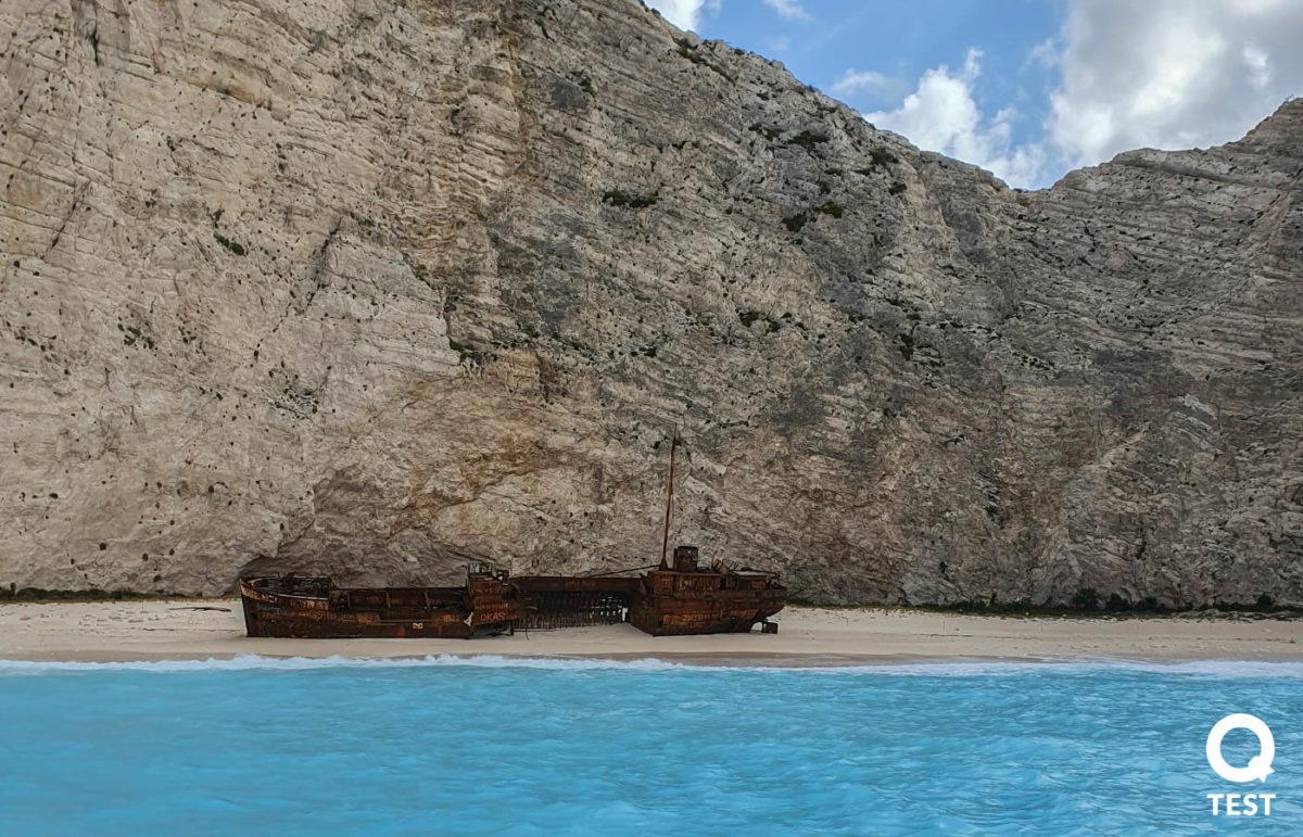 zatoka wraku 2 - Zakynthos – co warto zobaczyć na wakacjach w grecji?